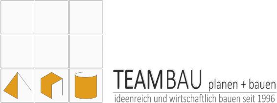 TEAMBAU - planen und bauen GmbH Logo